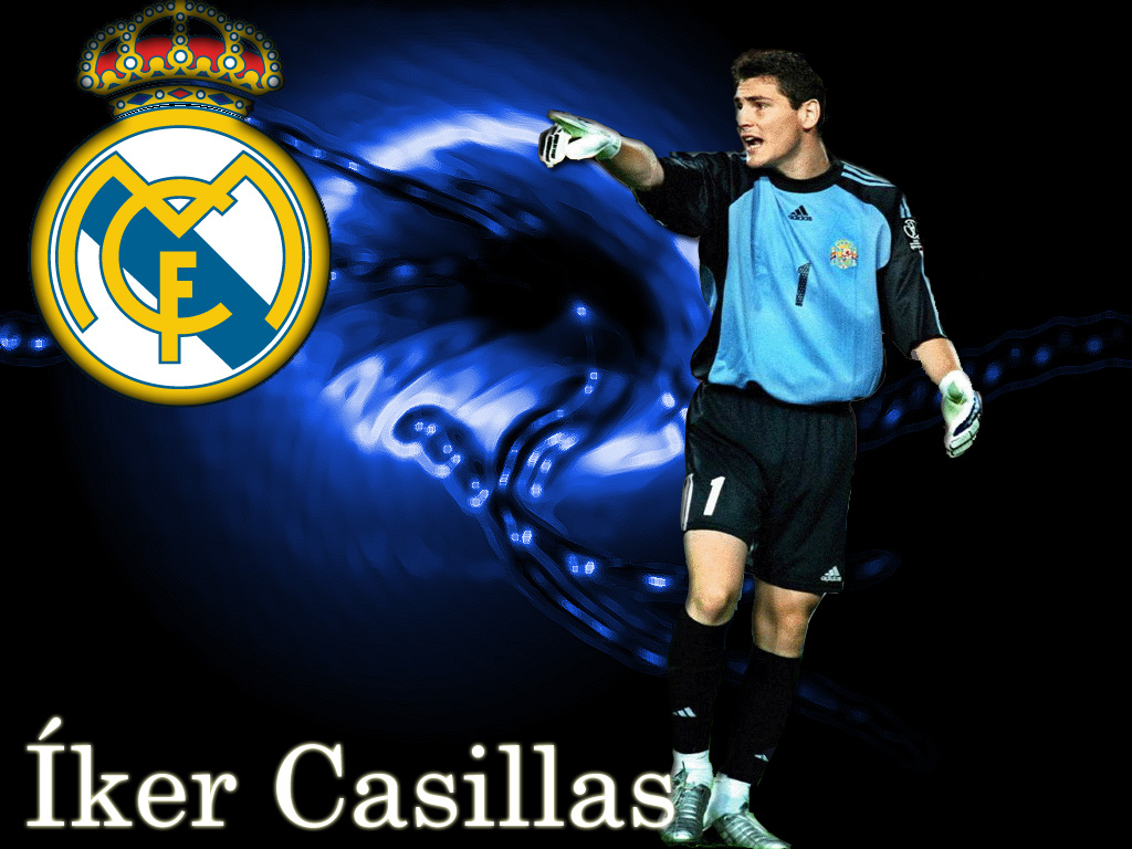 Home    Player Wallpapers      Ker Casillas
